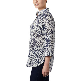 Columbia Summer Ease Popover Tunique Femme, nocturnal wispy bamboo print